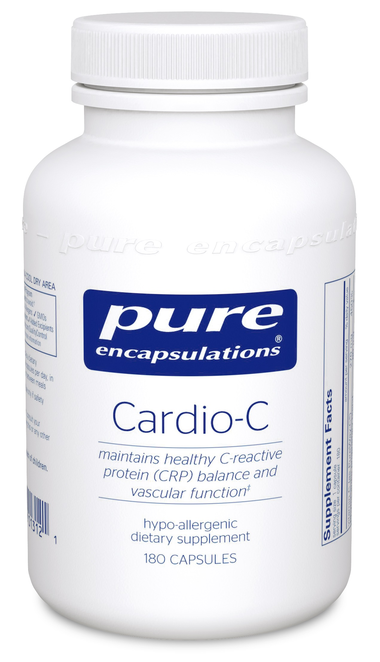 Pure Encapsulations Cardio-C