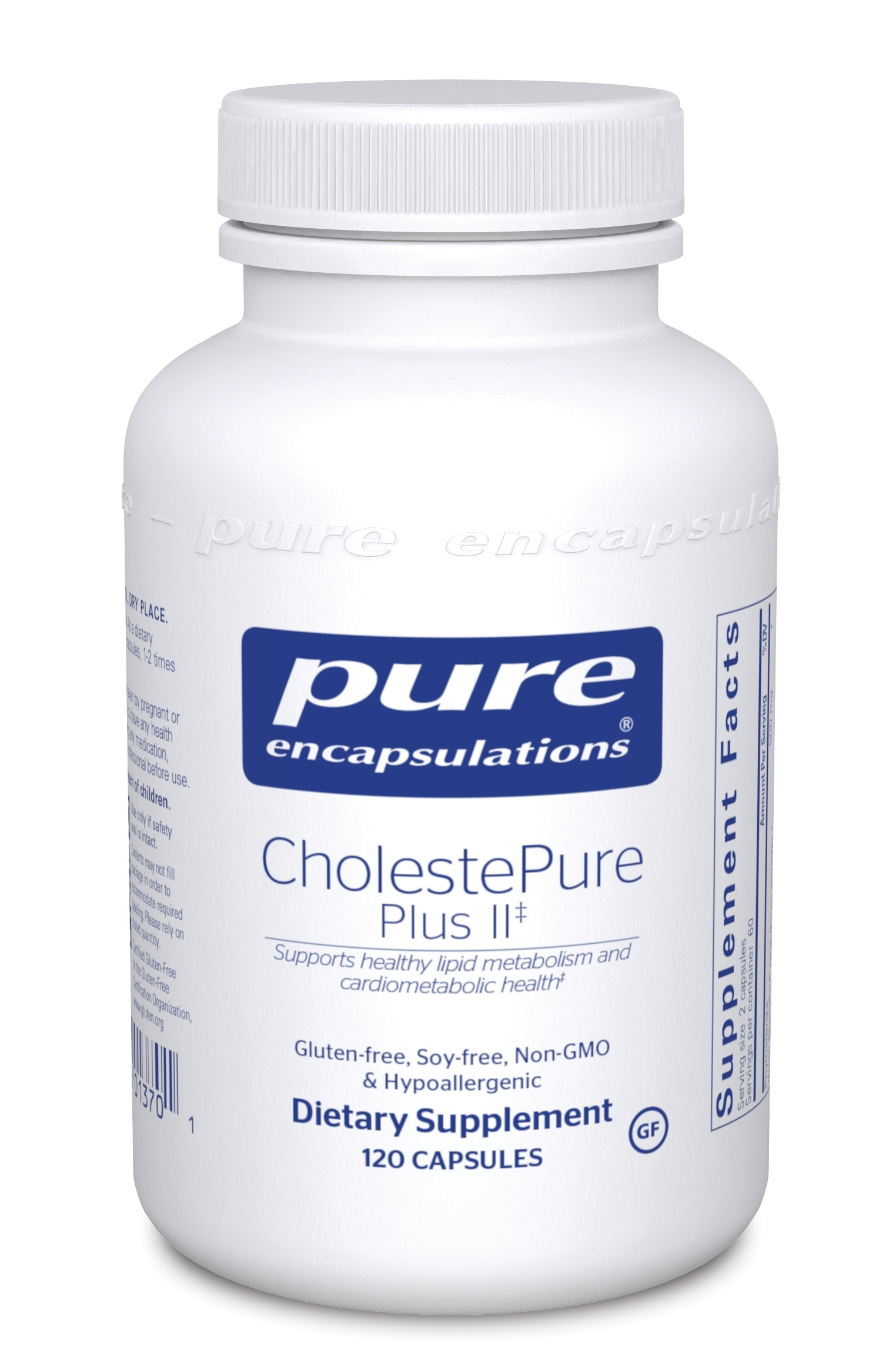 Pure Encapsulations CholestePure Plus II*