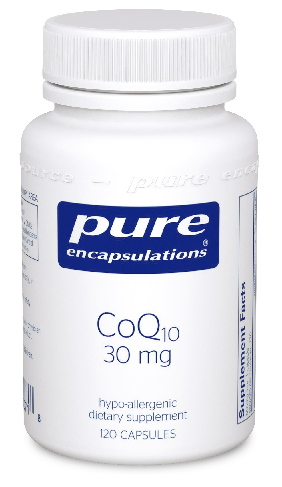 Pure Encapsulations CoQ10 30 mg