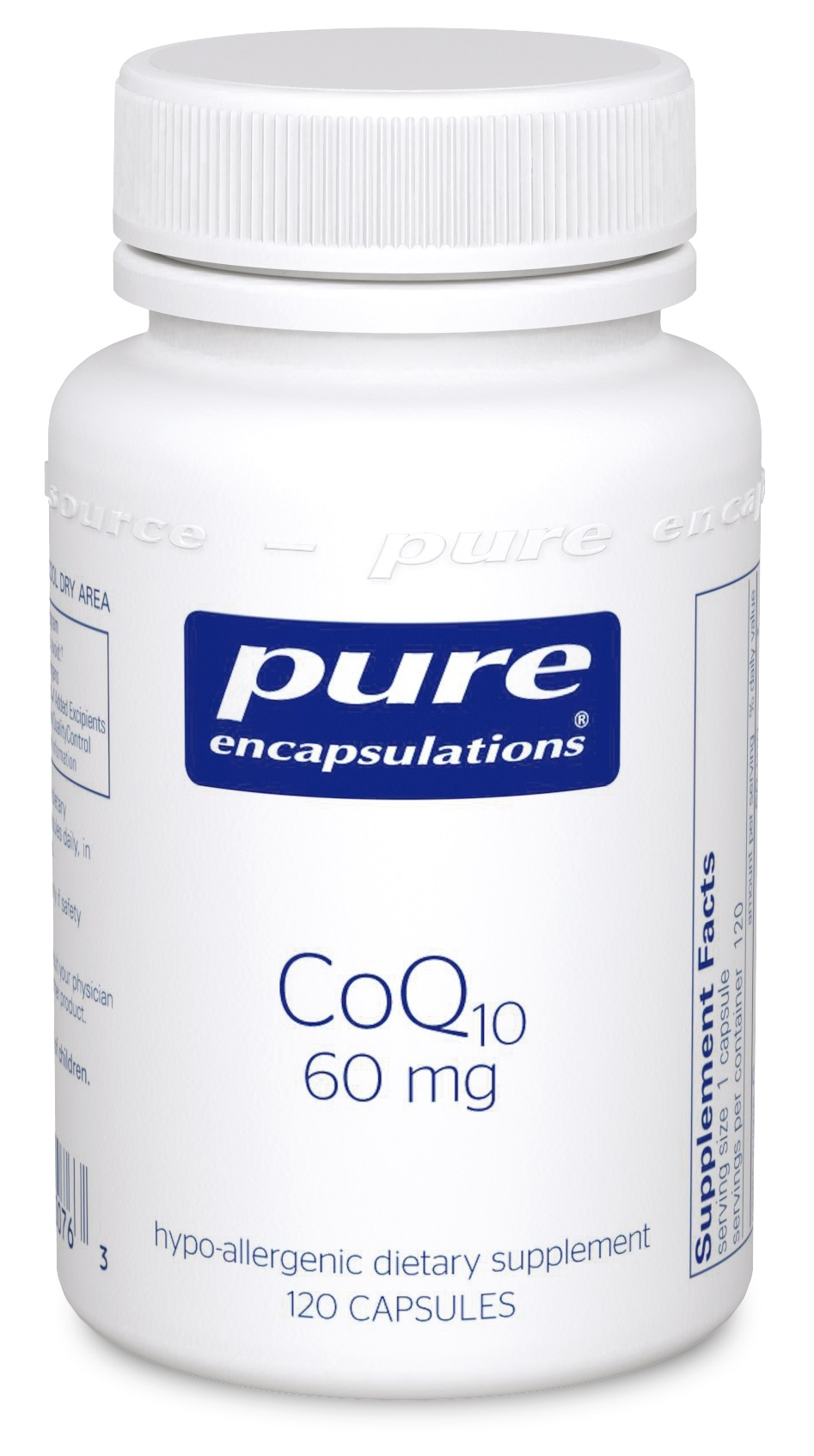 Pure Encapsulations CoQ10 60 mg