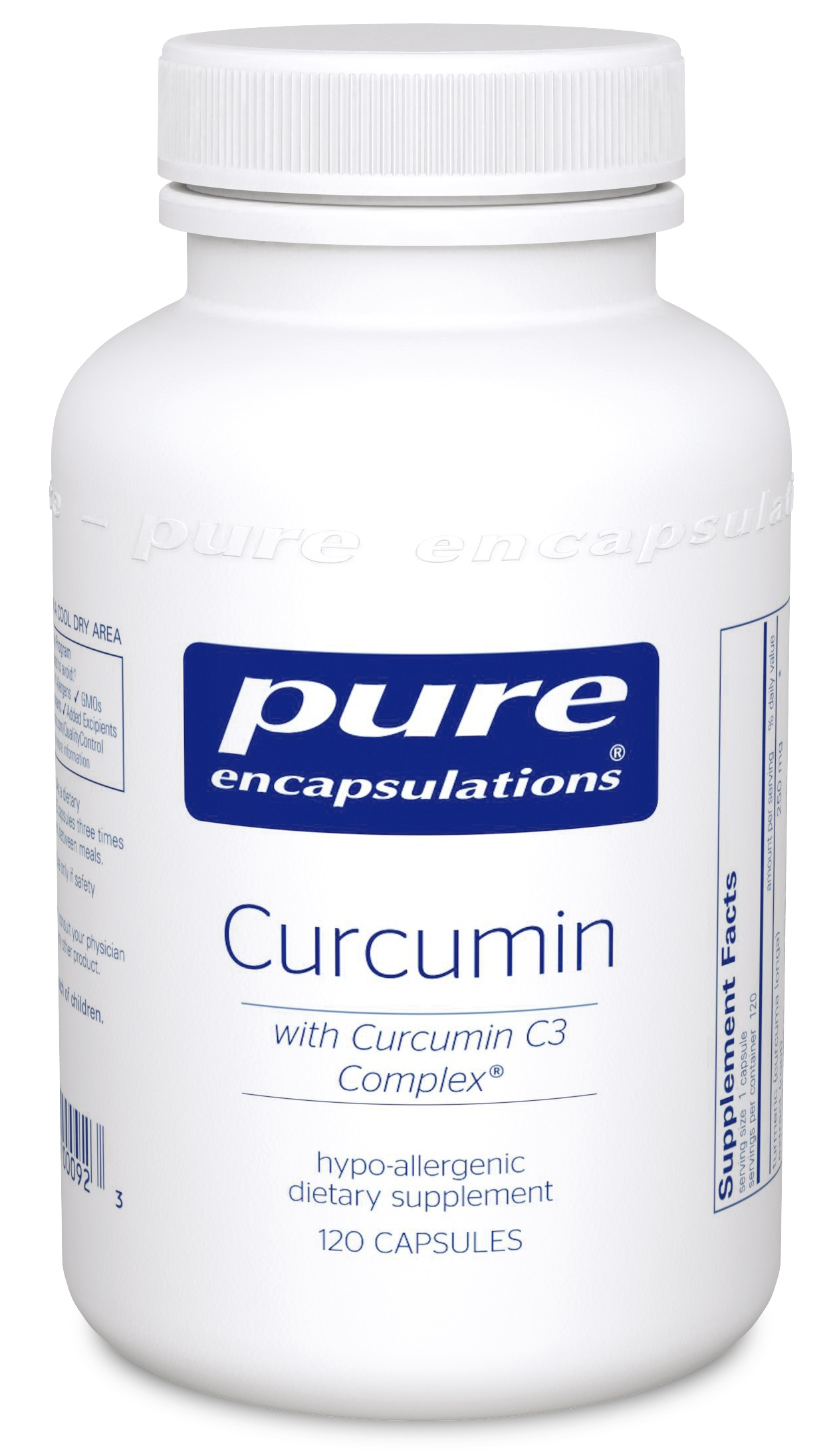 Pure Encapsulations Curcumin