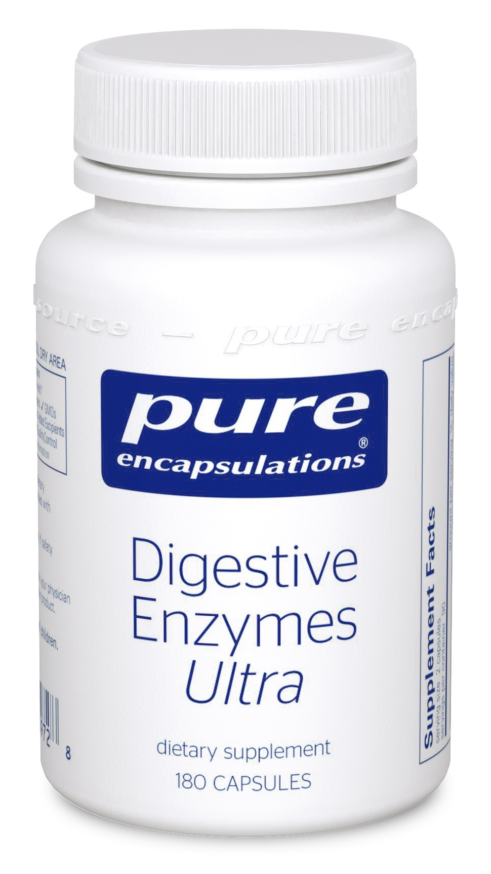 Pure Encapsulations Digestive Enzymes Ultra