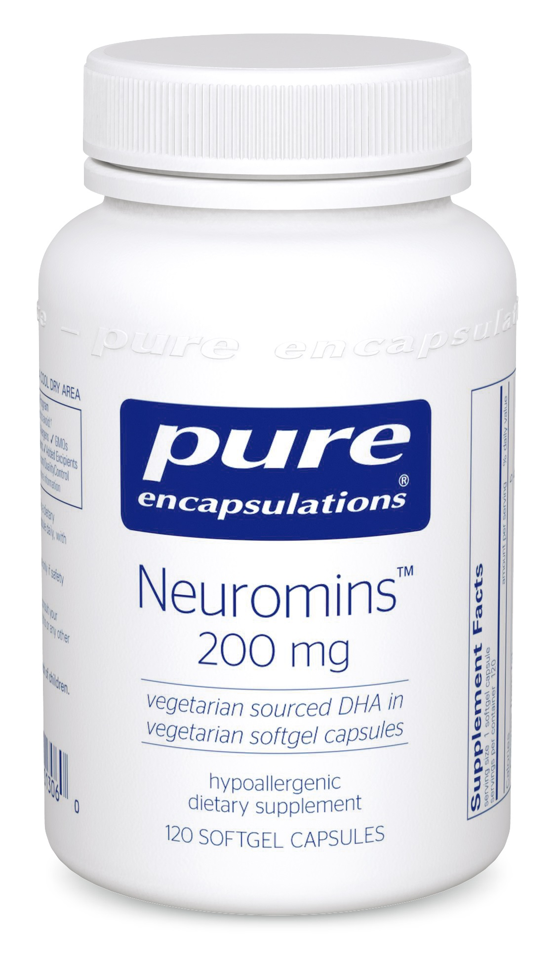 Pure Encapsulations Neuromins 200 mg