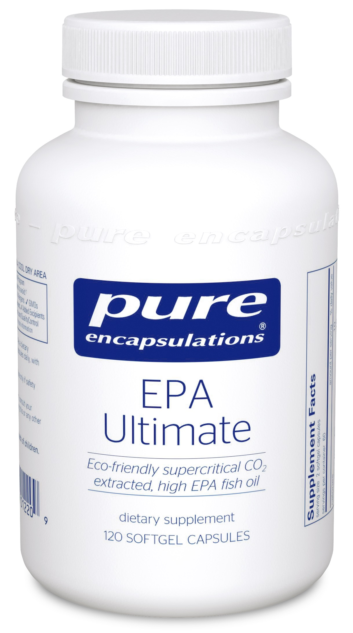 Pure Encapsulations EPA Ultimate