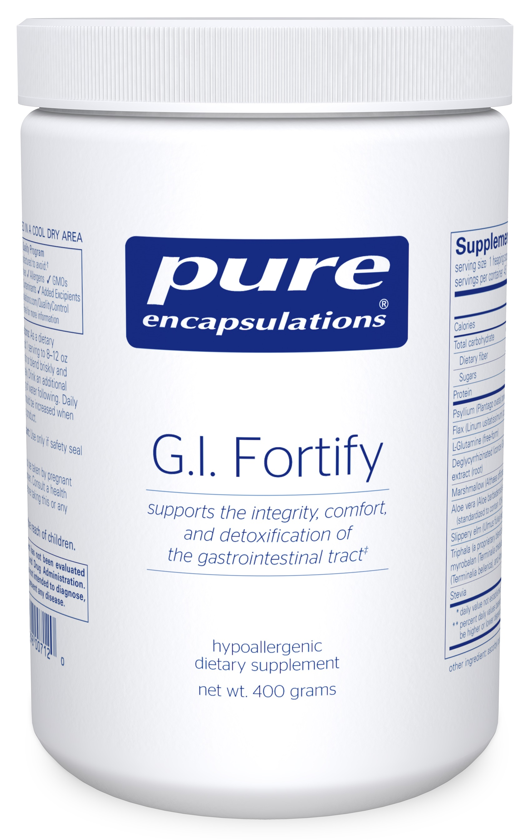 Pure Encapsulations G.I. Fortify*