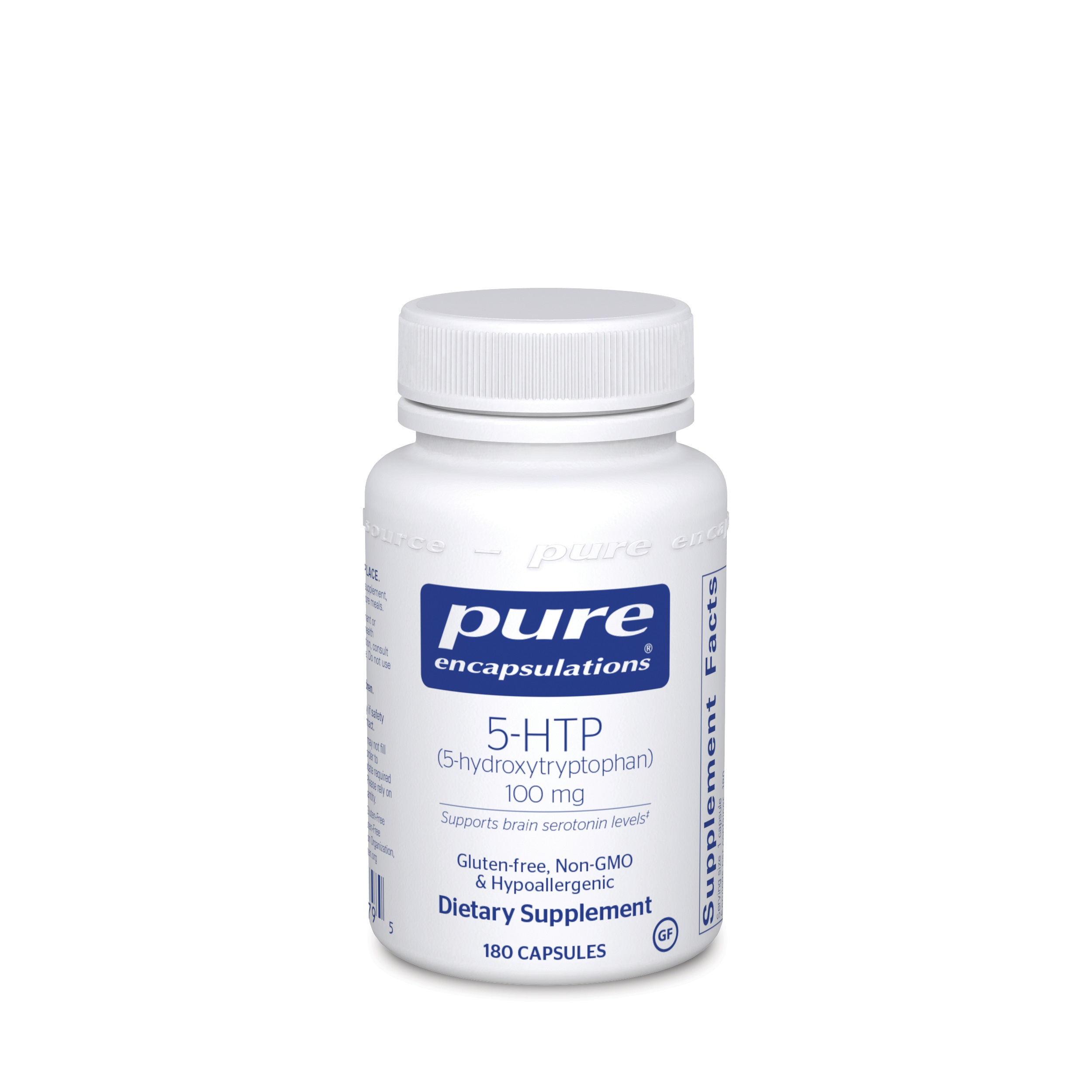 Pure Encapsulations 5-HTP (5-Hydroxytryptophan) 100 mg
