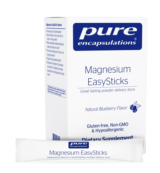 Pure Encapsulations Magnesium EasySticks
