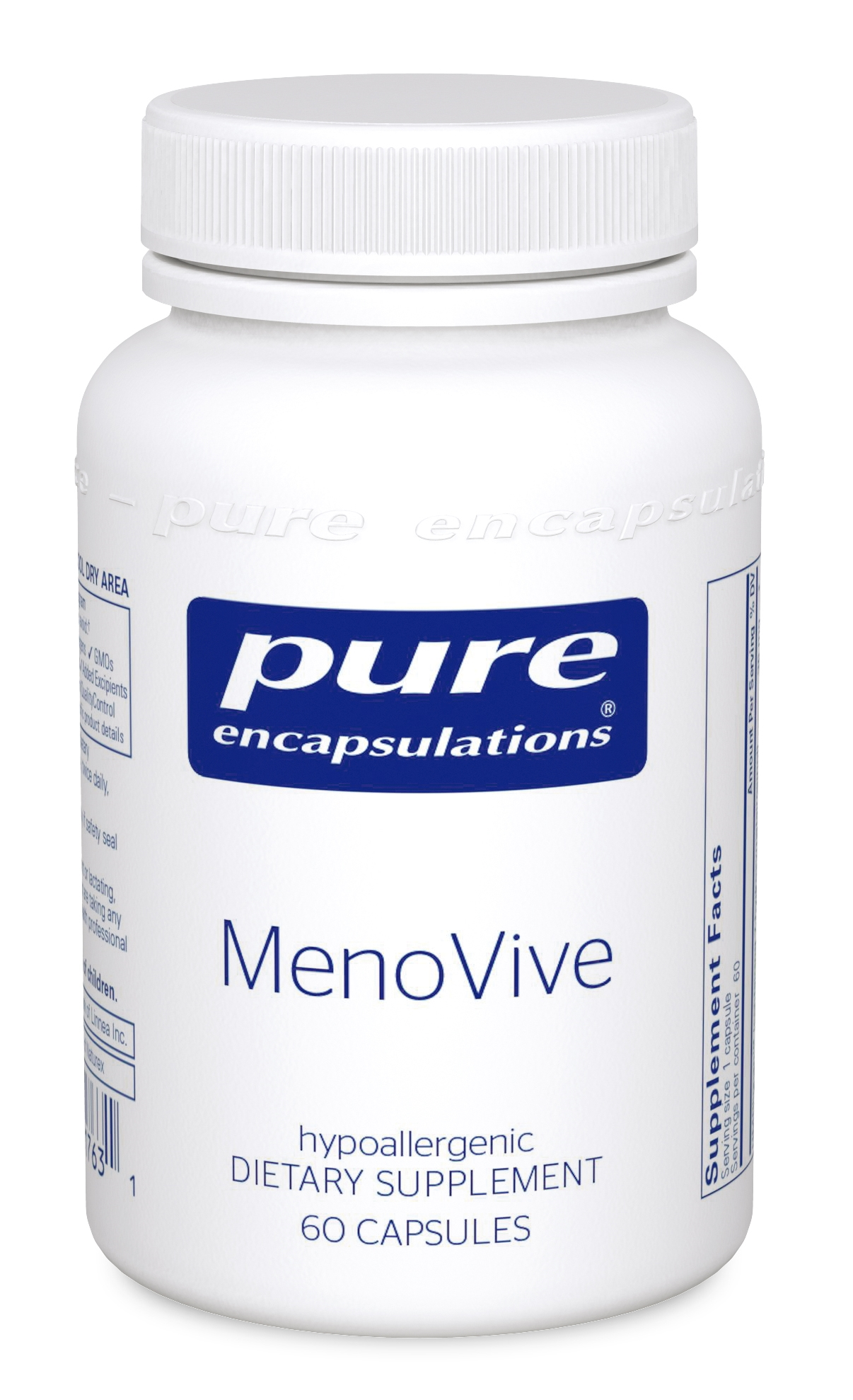 Pure Encapsulations MenoVive 60's