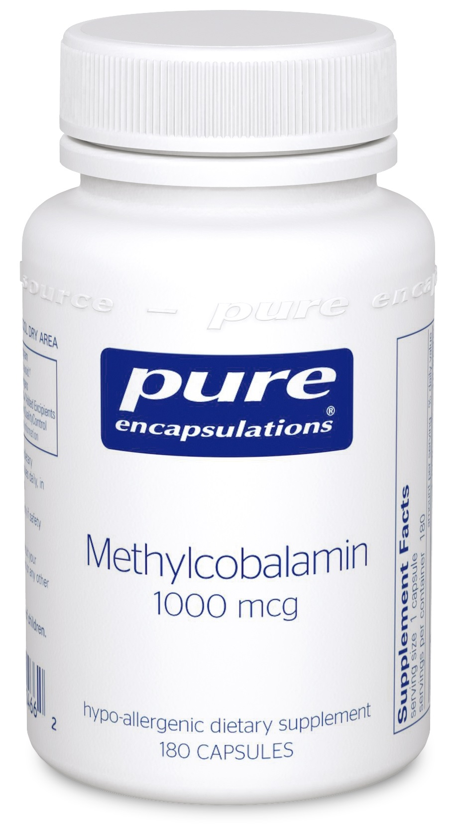 Pure Encapsulations Methylcobalamin