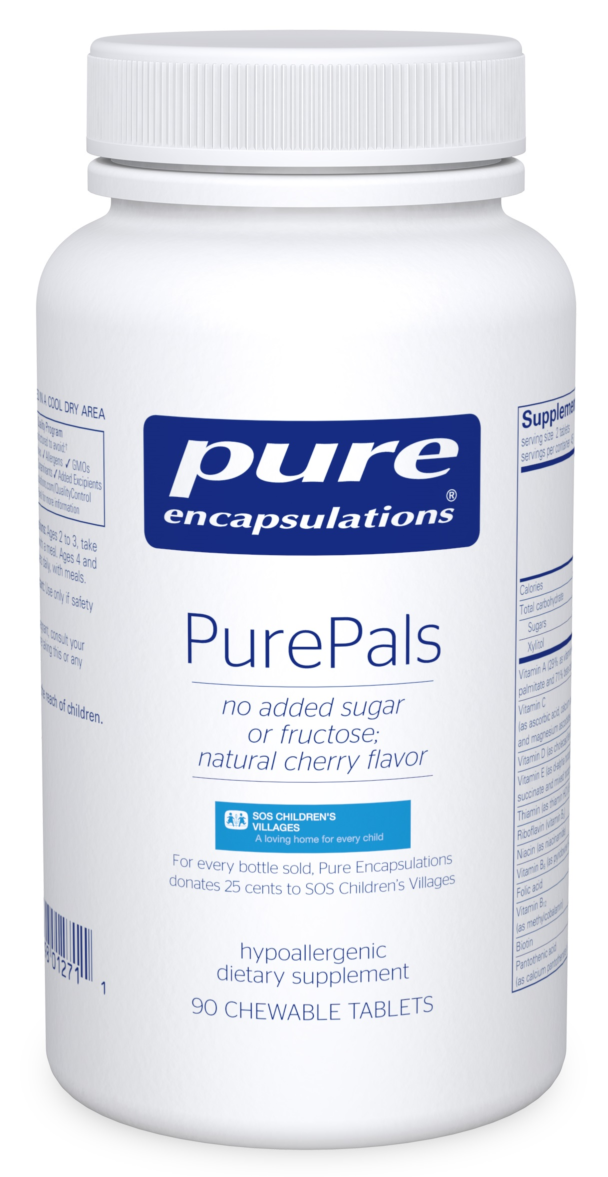 Pure Encapsulations PurePals