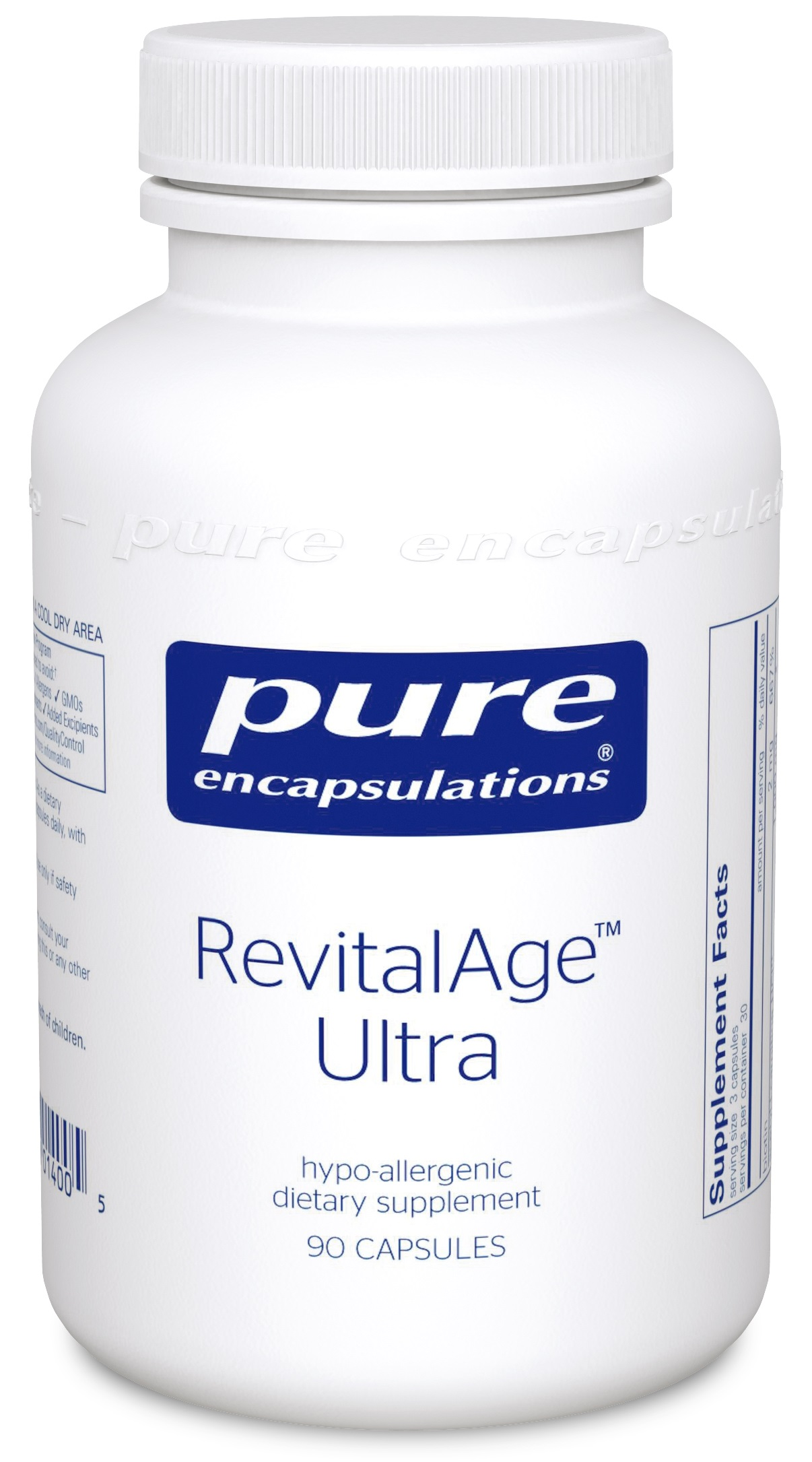 Pure Encapsulations RevitalAge™ Ultra