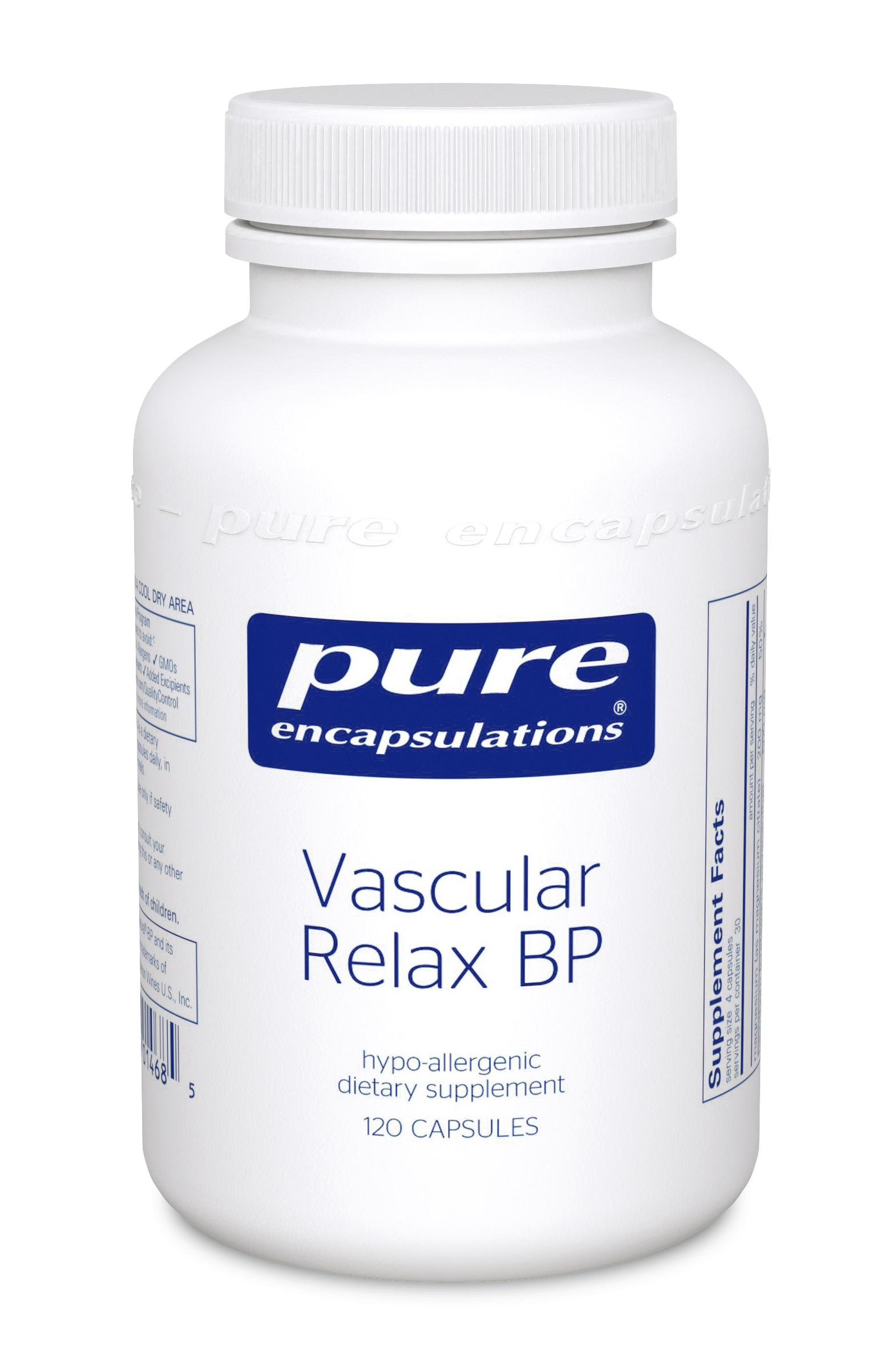 Pure Encapsulations Vascular Relax*